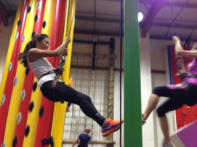 The Fit List Climbercise At Clip N Climb Chelsea Women