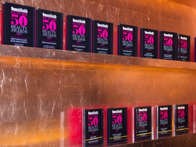 Wh future 50 awards