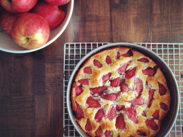 Healthy baking - tips - ingredient swaps - womens health uk