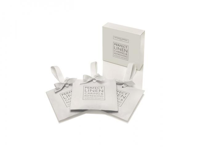 The White Co Perfect Linen Scented Sachets