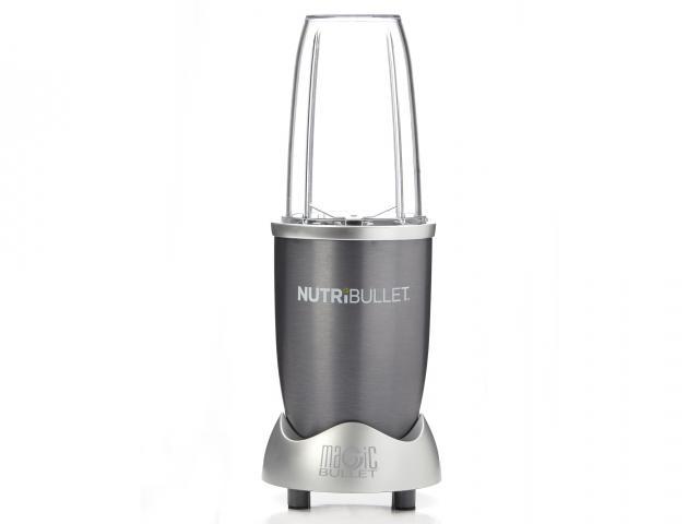 Nutribullet graphite grey