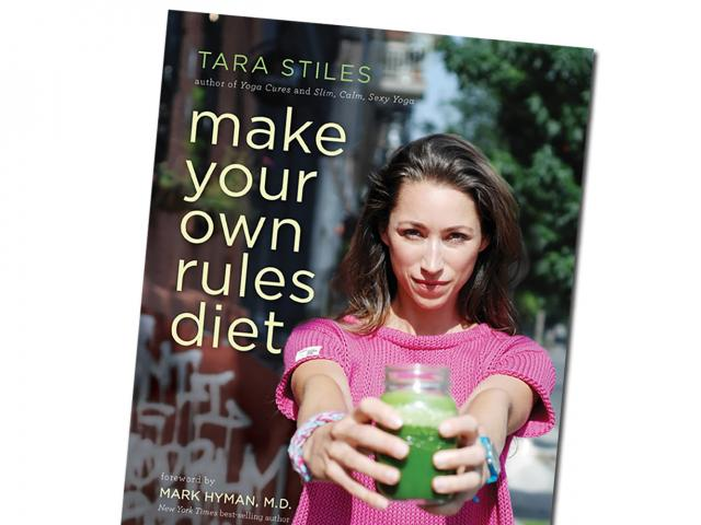 Tara stiles cookbook cover
