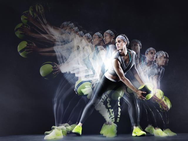 Nike zoom agility diggins