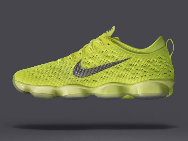 Nike zoom agility shoe