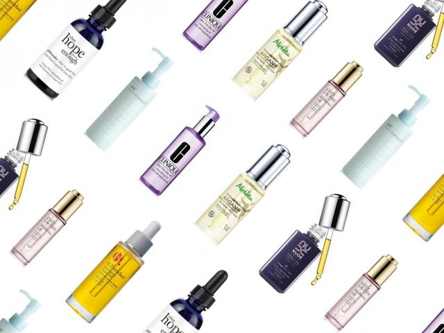 Best facial oils