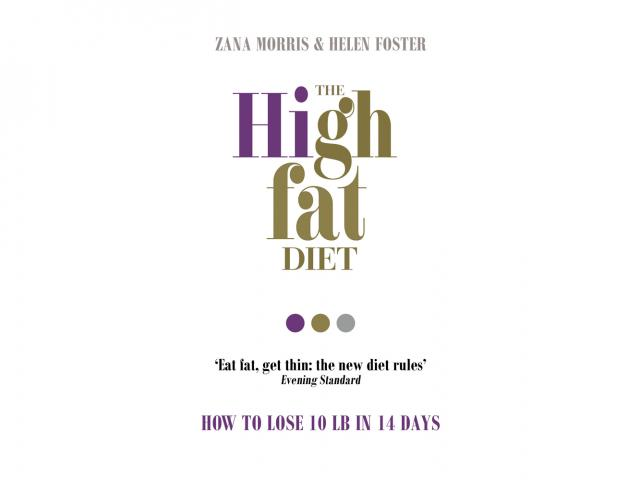 High fat diet cover image
