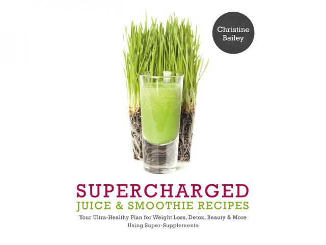 Supercharged juices