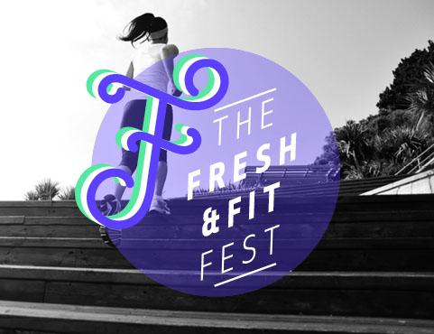 Fresh and Fit Fest - Fitness festival - free classes London - women's health UK