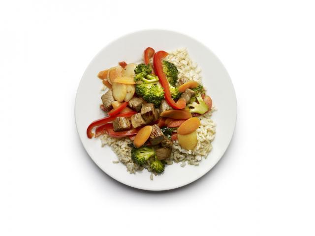 Flat belly dinner teriyaki beef stir fry issue 12