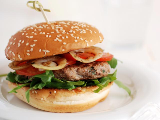 Foods that cause inflammation - meat - hamburger - womens health uk