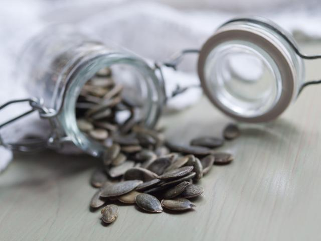 Foods that cause inflammation - pumpkin seeds - womens health uk