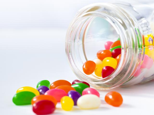 Foods that cause inflammation - sweets jelly beans - womens health uk