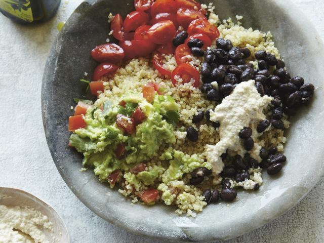 Deliciously ella new cook book - mexican quinoa bowl-healthy recipes - womens health uk