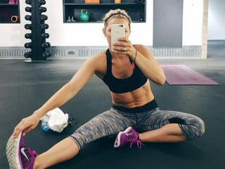 Gym selfies - narcissim - womens health uk