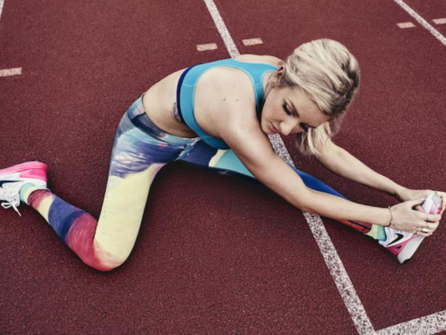Ellie Goulding Is The New Face Of Nike See The Campaign