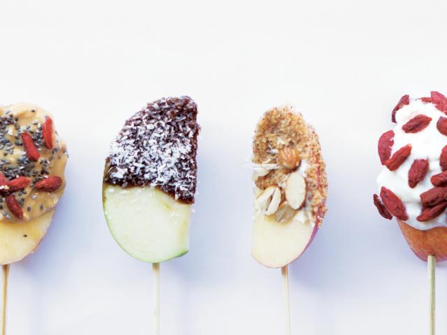 Apple snacks 2