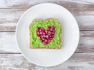 Avocado toast - clean eating - wellness - womens health uk