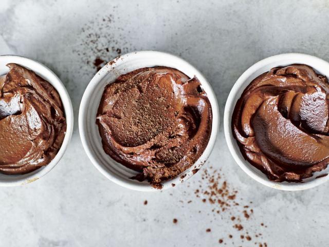 Chocolate pots  medium 4x3