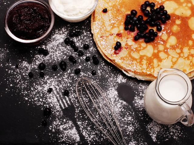 Where the pancakes are savoury14