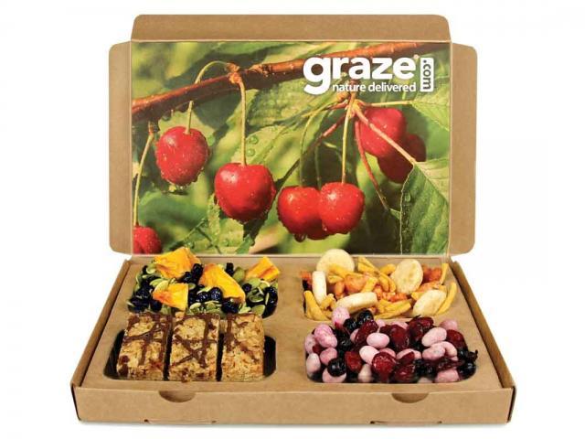 Mothers edit - graze box - womens health uk