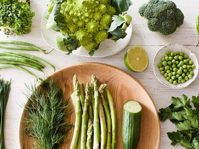 Protein rich vegetables - green veg - womens health uk