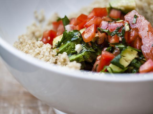 Quinoa salad   medium 4x3