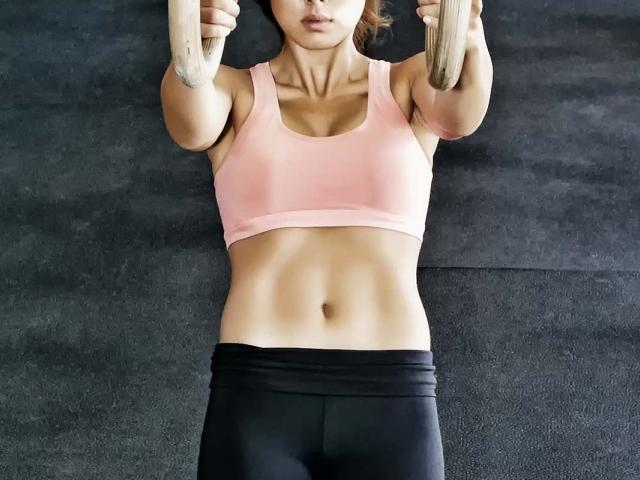 Lean in 15 diet eating plan - pull ups - woman abs - womens health uk