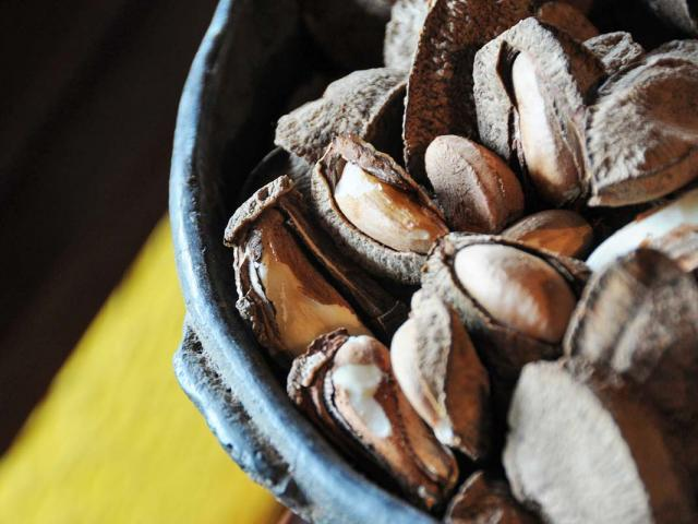 Mood boosting foods - happy healthy diet - brazil nuts - womens health uk