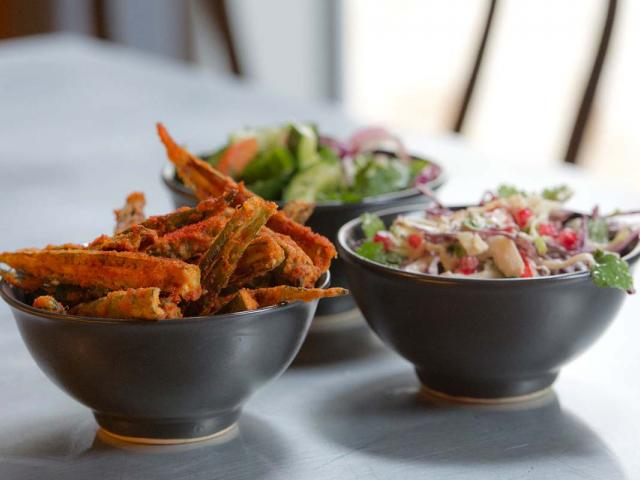 Dishoom Crispy Okra Fries Recipe - Women's Health