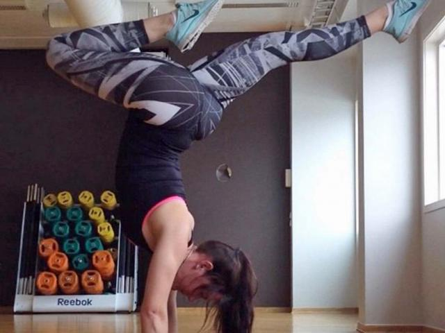 Women who workout on instagram calisthenics s health