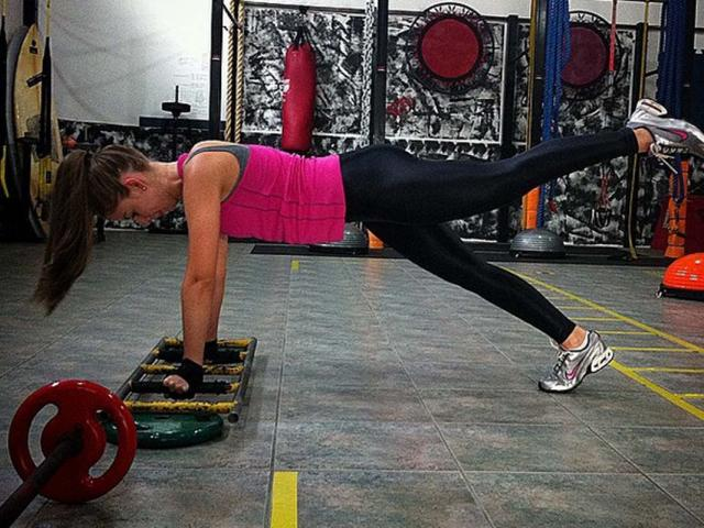 Women who workout - workout wednesday - calisthenics -sfbcoreworkout - instagram - womens health uk