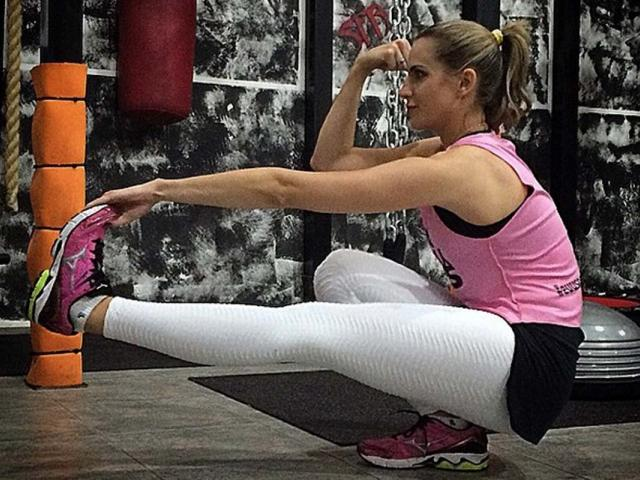 Women who workout - workout wednesday - thaylacolling - iyaolegovna - instagram - womens health uk