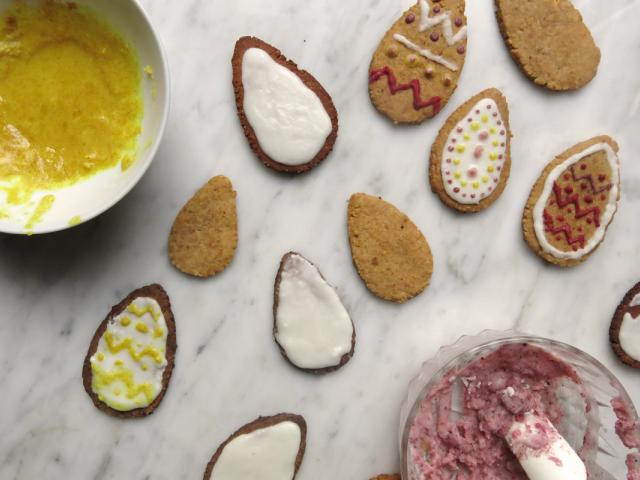 Healthy easter biscuits recipe - womens health uk