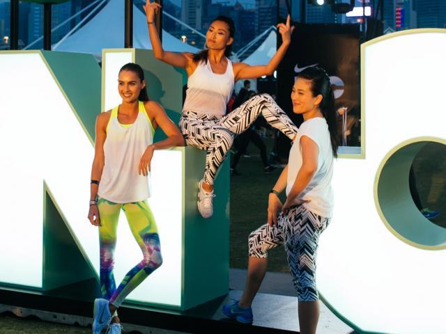 Diary of a travelling yogi - leah kim - nike tour - pic 4 - womens health uk