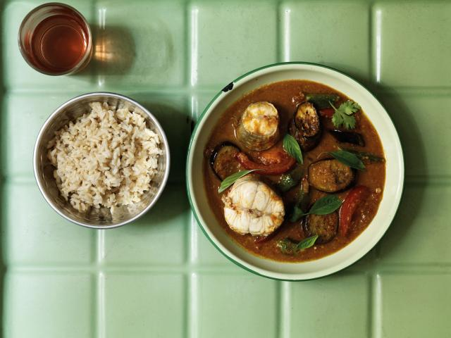 Gizzi erskine skinny weeks and weekend feasts malaysian fish stew