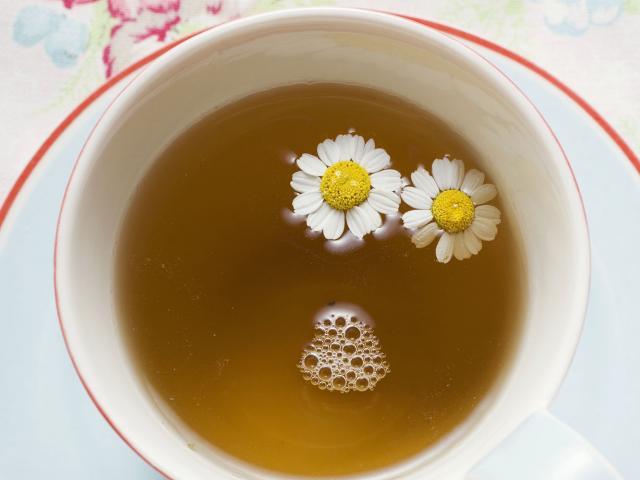 Health intentions - camomile tea - womens health uk