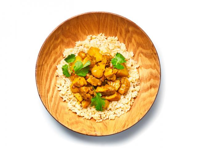 Coco-nuttychickencurry