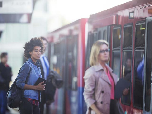 Mindfulness on the commute - relax and destress on your way to work - womens health uk