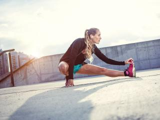 Fit workout into lunch break - womans health uk