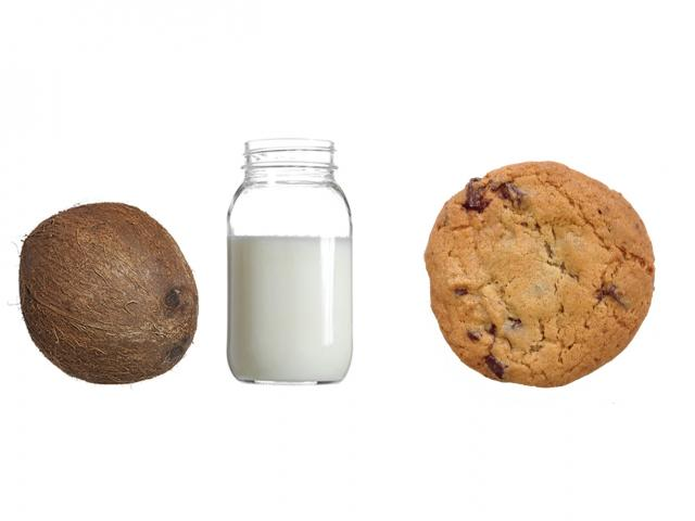 Fat in coconut oil - pret chocolate chip cookie - womens health uk
