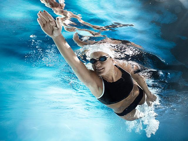 6 week womens health swimming beginner's plan