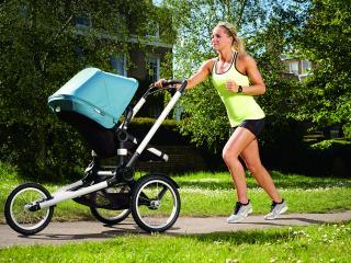 joggng stroller UK 2017