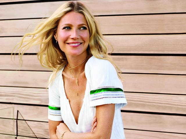 Gwyneth paltrow - womens health uk