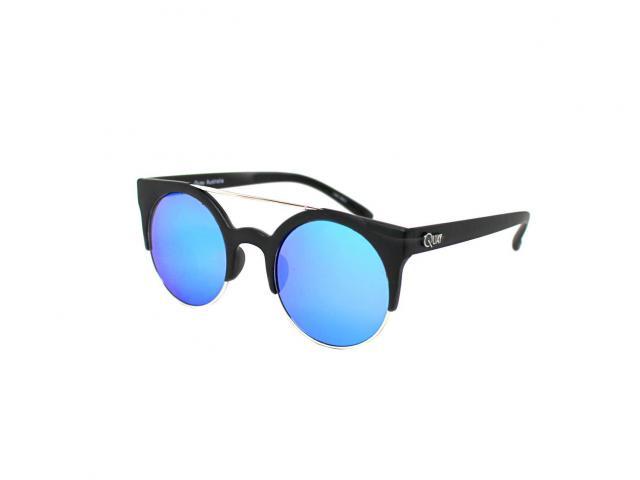 blue lense sunglasses quay topshop