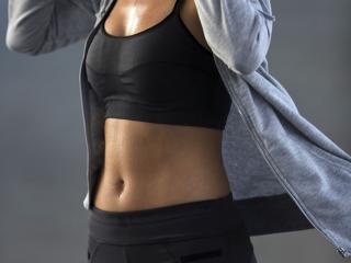 flat stomach women - photo #47
