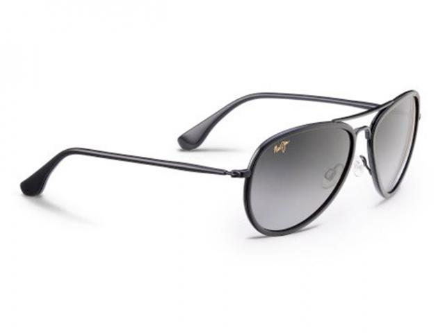 Running sunnies - maui jim black sunglasses - womens health uk