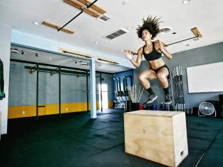 CrossFit WOD For Beginners - Women's Health