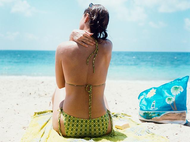 most common suncream mistakes