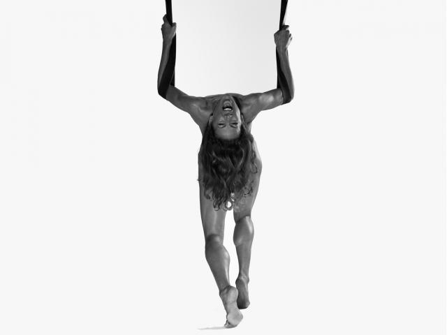 Chrissie Wellington's naked photo shoot for Women's Health UK