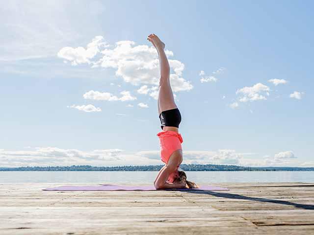 Yogaheadstand